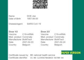 Probleme de securitate la paşaportul verde din Austria