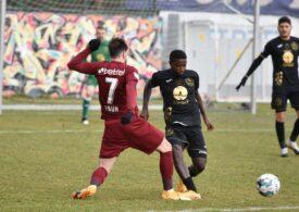 CFR Cluj va juca un meci amical în weekend