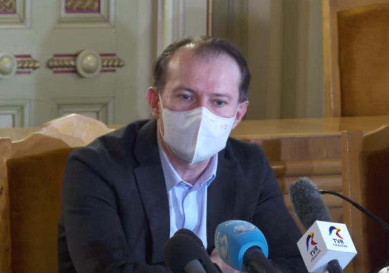 """Florin Cîțu anunță ce măsuri va lua în cazul """"acțiunii ilegale de la metrou"""": Nimeni nu este mai presus de lege"""