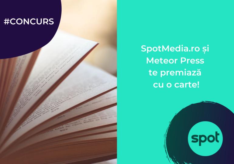 """#CONCURS: SpotMedia.ro și Editura Meteor Press te premiază cu cartea """"O viață secretă"""", scrisă de Benjamin Weiser"""