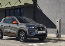 Dacia a lansat pre-comenzile pentru Spring. Maşina poate fi cumpărată sub 10.000 de euro, prin programul Rabla