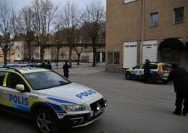 Opt persoane au fost înjunghiate în Suedia, într-un posibil atac terorist