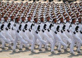 China a construit cea mai mare forță navală din lume, depășind SUA ca număr de nave - analiză