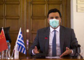 """Grecia prelungește lockdown-ul și se pregătește pentru """"cea mai dură"""" perioadă a pandemiei"""
