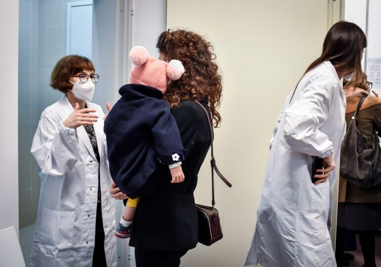 Pfizer a început testarea vaccinului său antiCovid la copii sub 12 ani