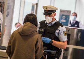 Pasagerii care sosesc pe aeroporturile din Germania trebuie să se testeze pentru Covid