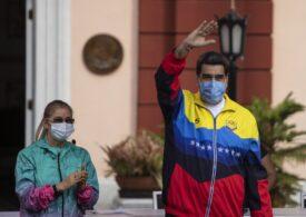 Preşedintele Venezuelei s-a vaccinat cu Sputnik V: Se pare că după asta ajungi să vorbeşti rusă