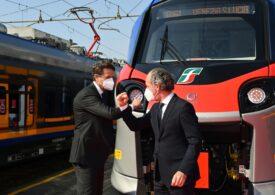 """Italia lansează trenurile """"fără Covid"""" pentru turiști și trenul sănătății, cu trei vagoane ATI, pentru pacienți (Video)"""