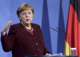 Merkel face apel la germani să rămână acasă de Paşte pentru a stopa al treilea val de Covid