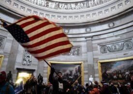 Poliţişti de la Capitoliu îl dau în judecată pe Trump pentru asaltul din ianuarie