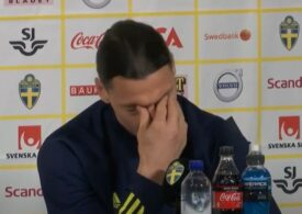 Zlatan Ibrahimovic riscă o suspendare de 3 ani din partea FIFA