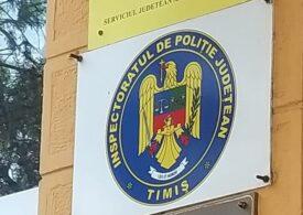 Un fost șef al Poliției Timiș a fost condamnat la 6 ani de închisoare într-un dosar de corupție de 800.000 de euro