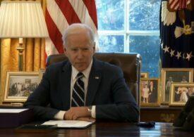 """Preşedintele Biden a promulgat programul de stimulare a economiei americane, în valoare de 1.900 de miliarde de dolari: """"Este o lege istorică"""""""