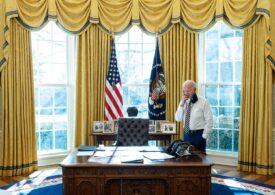 Joe Biden i-a invitat pe Vladimir Putin şi Xi Jinping la un summit virtual privind schimbările climatice
