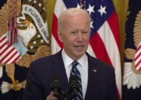 Biden anunţă un obiectiv de 200 de milioane de vaccinări în primele 100 de zile de mandat la Casa Albă