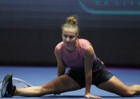 Cum arată semifinalele turneului de la St. Petersburg: Primele două favorite, eliminate în sferturi