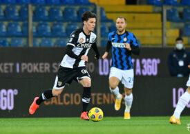 Notele primite de Dennis Man și Valentin Mihăilă după meciul cu Inter