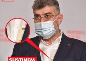 Marcel Ciolacu comentează momentul devenit viral când i-au ieșit banii din buzunar: Șefa mea de cabinet mi-a comandat ceva de pe Internet