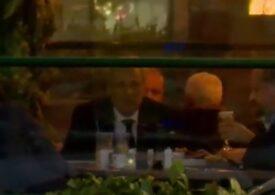 """Marcel Vela se apără după ce a fost filmat la o """"terasă"""" cu 4 pereți: Dacă nu are acoperiş este deschisă. Prefectul Capitalei: Mi se pare revoltător"""