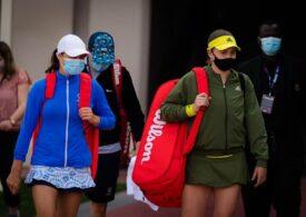 Monica Niculescu și Jelena Ostapenko, în semifinalele turneului de la Doha