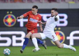 Derbiul care n-a fost derbi: FCSB s-a distrat cu CFR Cluj