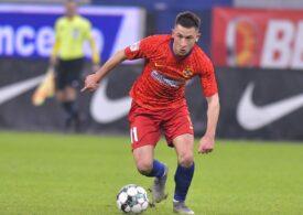 Liga 1: FCSB se întoarce cu trei puncte de la Arad