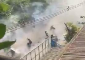 Cel puţin şase protestatari au fost ucişi de forţele de ordine, în Myanmar