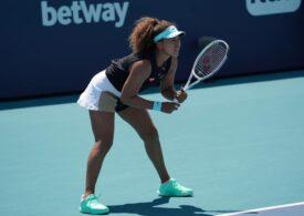 Surpriză la Miami: Naomi Osaka, la prima înfrângere din ultimele 13 luni!