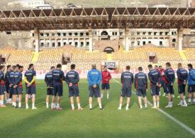 FRF anunță câți suporteri se vor afla în tribune la meciul Armenia - România