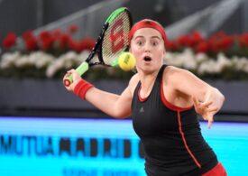 22 de tenismene s-au retras de la un turneu WTA