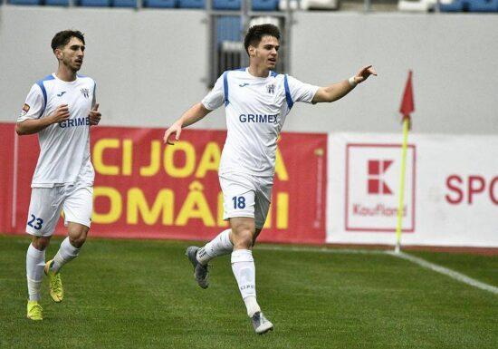 ACS Viitorul Târgu Jiu și Astra Giurgiu, în semifinalele Cupei României
