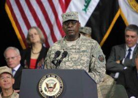"""SUA vor face """"tot ceea ce este necesar"""" după atacul cu rachetă în Irak (şeful Pentagonului)"""