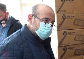 Piedone spune că a descoperit un nou tun dat de fostul primar PSD. A cumpărat cântare de un milion de euro (Video)