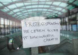 Metroul nu merge de ore întregi, ceea ce a provocat haos în traficul din Bucureşti. Ce spun Cîţu şi Drulă despre conflictul cu sindicaliştii lui Rădoi