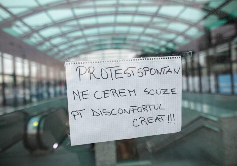 """Sindicaliștii de la metrou avertizează că vor fi în viitor """"accidente si incidente grave"""""""