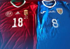 """EURO U21: """"Tricolorii"""" vor avea un echipament inedit la meciul cu Ungaria"""