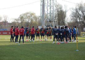 Echipa probabilă a României pentru meciul cu Macedonia de Nord