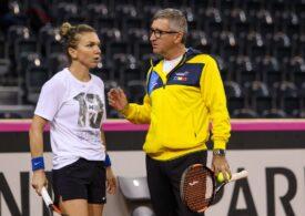 Florin Segărceanu explică de ce a demisionat de la echipa de Fed Cup a României
