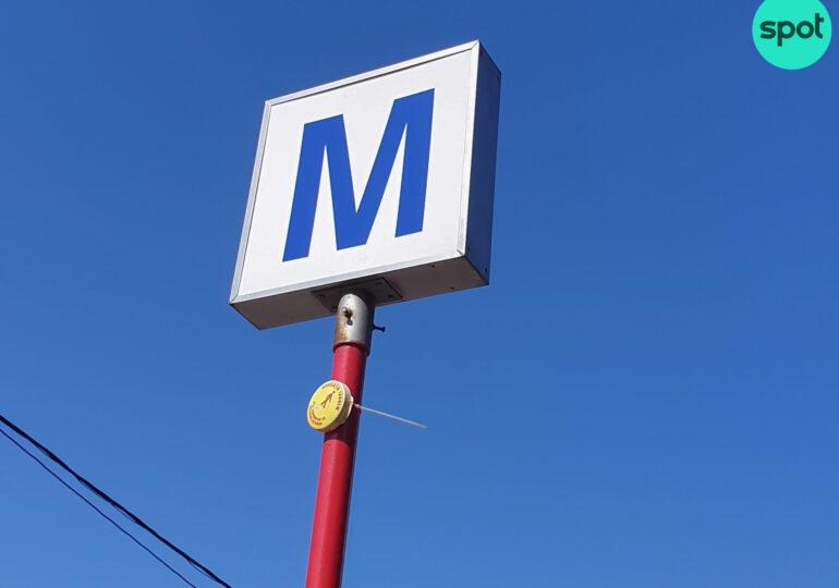 Stația de metrou Piața Victoriei a fost evacuată