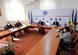 Ministrul Stelian Ion a discutat cu reprezentanții societății civile despre dosarul 10 august și reformele Justiției