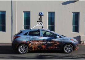 Mașinile Google Street View se întorc în România din această primăvară
