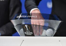 Programul sferturilor de finală din Europa League: Confruntare dificilă pentru Stanciu