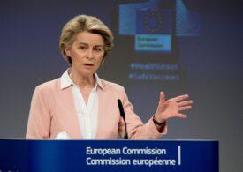 Ursula von der Leyen anunță că UE şi SUA suspendă taxele vamale impuse reciproc din cauza litigiului Airbus-Boeing