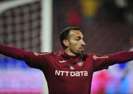 Un fost conducător de la CFR Cluj dezvăluie motivul pentru care Vinicius a fost lăsat să plece la FCSB
