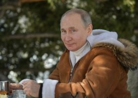 Putin se vaccinează marți antiCOVID, la trei luni după ce campania de imunizare a început în Rusia