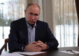 Putin a fost vaccinat departe de ochii presei. Și tipul de vaccin e un secret