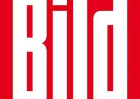 Tabloidul german Bild, cel mai citit din Germania, îşi va lansa propriul post de televiziune