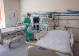 Internările și operațiile care nu sunt urgențe vor fi suspendate pentru 30 de zile în toate spitalele publice