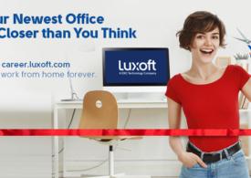 Luxoft România susține cu măsuri concrete echilibrul dintre viața personală și cea profesională a angajaților săi