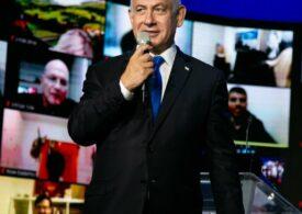 Netanyahu a primit încă un mandat de la preşedintele Rivlin pentru formarea viitorului guvern